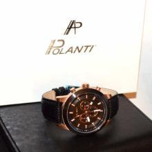 Man's Polanti SS Rogue Chronograph Watch