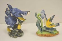 Pair of Stangl Bird Figurines