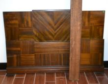 Headboard With Rails & Accessories