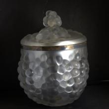 Lalique Crystal Antilles Ice Bucket