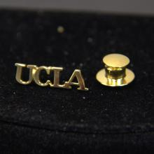 Vintage Tiffany & Co Sterling Vermeil UCLA Lapel Pin