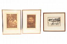 Lot of two Edward S. Curtis & James Abbott McNeil