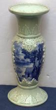 Celadon Porcelain Planter Stand