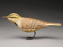 Full size standing meadowlark, Gus Wilson, South Portland, Maine.