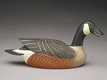 1/4 size Canada goose, Ward Brothers, Crisfield, Maryland.