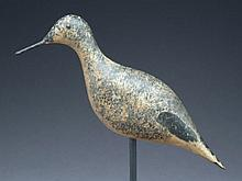 Excellent dowitcher, Dodge Decoy Factory, Detroit, Michigan, last quarter 19th century.