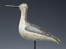 Yellowlegs from Kingston Massachusetts, last quarter 19th century.