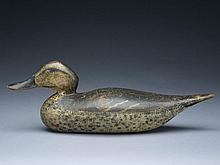 Pintail hen, Mason Decoy Factory, Detroit, Michigan.