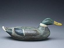 Mallard drake, possibly by George Regas.
