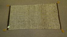 Nice, Vintage, authentic, Native American hand woven Navajo rug