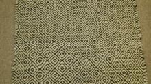 Nice, Vintage, authentic, Native American hand woven Navajo rug / saddle blanket