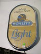 Lighted Schlitz Light Beer Sign. Does Not Light Up. Approx 20