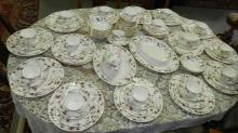 lovely antique fine porcelain Minton china set