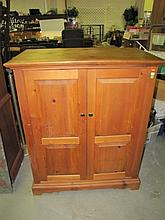 (12)Pine Entertainment Center. As Seen. Local Pick Up.