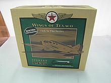 Wings Of Texaco Special Edition 1935 Spartan. Box Is As Seen.