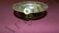 signed sterling compote 109 grams, weighted base
