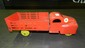 605) vintage toy steel truck 13