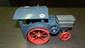 605) die cast vintage toy tractor 10