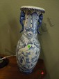Newer Asian Vase With Handles