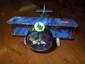 Stainglass Airplane