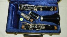 6) Vintage Buffet clarinet in case
