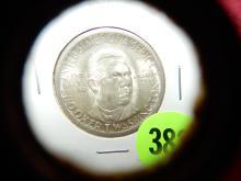 U.S. 1946-S Booker T. Half Dollar