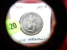 Nice U.S. 1920 Pilgrim half dollar