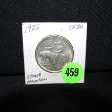 Nice U.S. 1925 Stone Mountain Half dollar