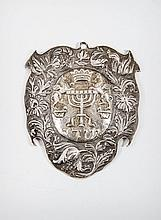 A Fine Silver Amulet, Italy, 1694?