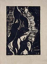 Jacques-Ernest Sonderegger - Chat Noir (After