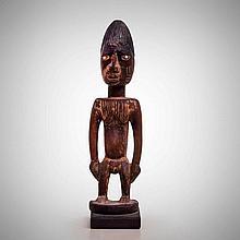 Yoruba Male Protection Figure, Ibadan, Oyo,