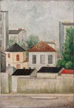 Rue Perceval, 14th Arrondissement    By Esther Carp  1910 - 1970