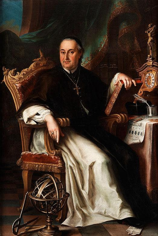 Johann Baptist Baader, 1709 Lechmülen - 1779 Schledorf