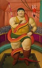 Fernando Botero, 1932 Medellín