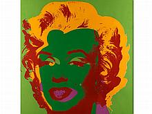 Andy Warhol, 1928 Pittsburgh - 1987 New York