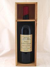 A Jeroboam, 3 litre, bottle of Chateau bottled La