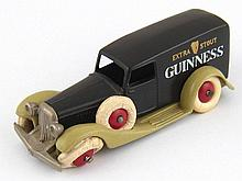 A rare circa 1935 Dinky toy cross chassis delivery