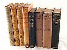 Literature. Winston Churchill's ''A History of the