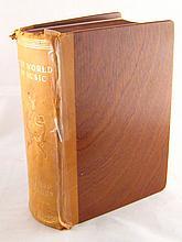 The World of Music.'', EditedK.B. Sandved,