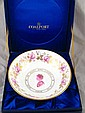 A Coalport china punchbowl commemmorating the