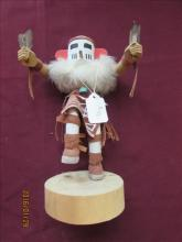 Navajo Kachina Doll - Falcon by S. Barb one #402,477 9
