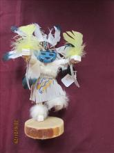 American Indian Ceremonial Kachina Doll