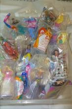 Lot over 30 pieces- Barbie dolls still sealed all kinds-styles