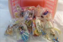 Lot of Barbie dolls- McDonalds all sealed all different