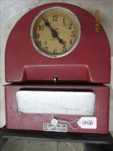 Simplex Time Clock Garder Mass. 12 1/2