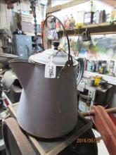 Enamel Stove Top Coffee Pot 11