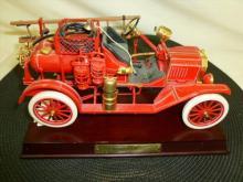 Franklin Mint classic-1916 Model T-fire engine