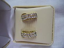 Ladies Dia. CZ Earrings