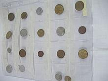 Mixed ASST. Foreign Money Lot