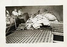 R.M.S. TITANIC: Extremely rare press photograph t